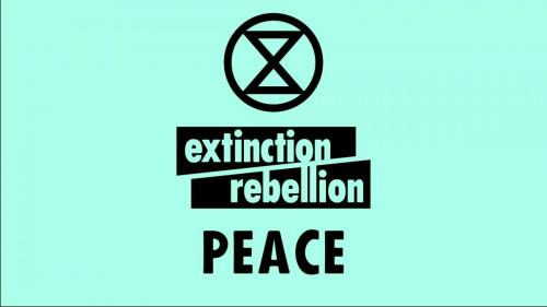 XR Peace graphic
